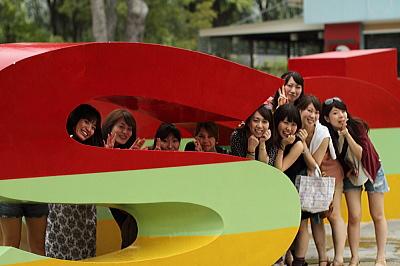 社員旅行---2013年シンガポール1